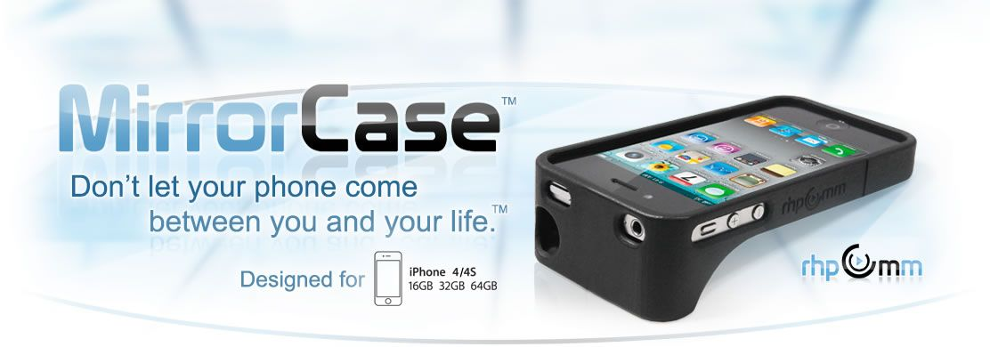 MirrorCase for iPhone